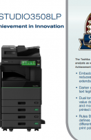 Toshiba ECO hibridni uređaj nagrađen za najinovativniji štampač u 2017. godini